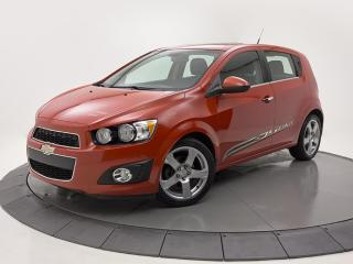 Used 2012 Chevrolet Sonic 5dr HB LT TOIT MAGS BAS KM for sale in Brossard, QC