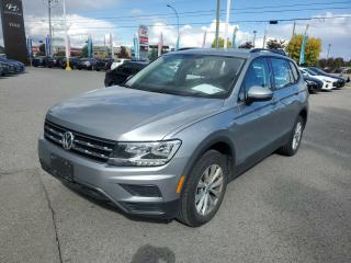 Used 2019 Volkswagen Tiguan Trendline 4Motion for sale in Gatineau, QC