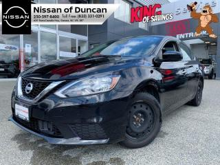 Used 2018 Nissan Sentra SV for sale in Duncan, BC