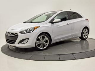 Used 2015 Hyundai Elantra GT HB Auto SE w-Tech Cuir Toit GPS for sale in Brossard, QC
