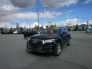 Used 2019 Audi Q5 WOW! for sale in Gatineau, QC