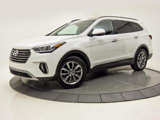 Used 2017 Hyundai Santa Fe XL Luxury 7 PLACES CUIR TOIT CAMERA DE RECUL for sale in Brossard, QC