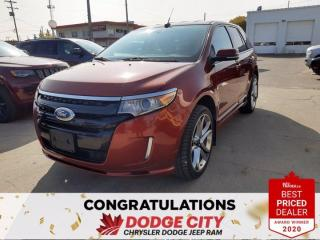 Used 2014 Ford Edge SPORT for sale in Saskatoon, SK