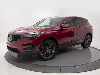 Used 2019 Acura RDX A-Spec AWD CUIR CAMERA DE RECUL TOIT PANO for sale in Brossard, QC