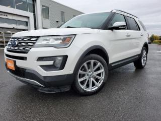 Used 2016 Ford Explorer LIMITED for sale in Orleans, ON