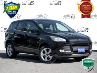 Used 2016 Ford Escape 4 Wheel Drive! CLEAN CARFAX | BACKUP CAMERA | KEYLESS ENTRY for sale in St Catharines, ON