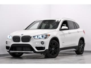Used 2016 BMW X1 AWD xDrive28i Toit pano Push Start for sale in Brossard, QC