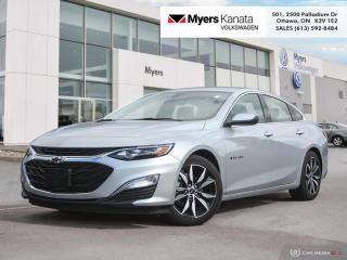Used 2020 Chevrolet Malibu RS  - Low Mileage for sale in Kanata, ON