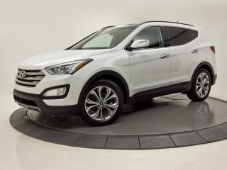 Used 2016 Hyundai Santa Fe Sport AWD 2.0T SE CAMERA DE RECUL CUIR TOIT for sale in Brossard, QC