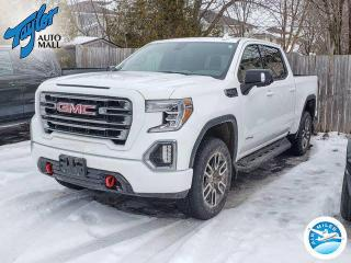 Used 2021 GMC Sierra 1500 AT4 for sale in Kingston, ON