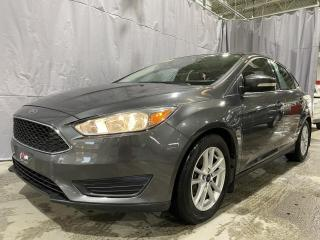 Used 2015 Ford Focus 4DR SDN SE for sale in Rouyn-Noranda, QC