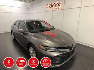 Used 2019 Toyota Camry LE - Sièges chauffants for sale in Québec, QC