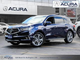 Used 2017 Acura MDX Elite Package for sale in Burlington, ON