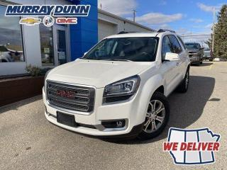Used 2014 GMC Acadia *LOADED, LOW KM, LOCAL TRADE* SLT1 for sale in Nipawin, SK