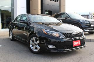 Used 2015 Kia Optima CERTIFIED!! ONLY 44000KMS! for sale in Hamilton, ON