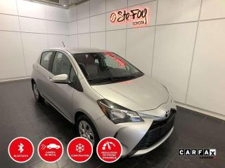 Used 2019 Toyota Yaris LE - SIEGES CHAUFFANTS - CAMERA DE RECUL for sale in Québec, QC