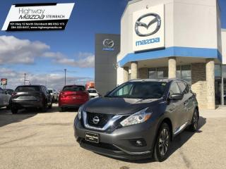 Used 2016 Nissan Murano SL Luxury All Wheel Drive SUV - V6 Engine for sale in Steinbach, MB