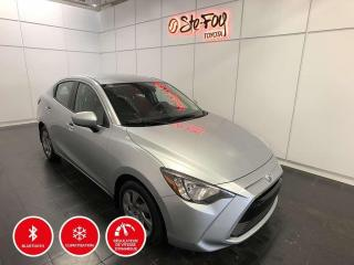 Used 2018 Toyota Yaris BERLINE - BASE - BLUETOOTH for sale in Québec, QC