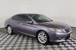 Used 2015 Honda Accord Touring for sale in Huntsville, ON
