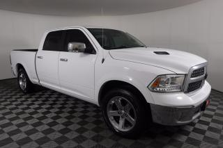 Used 2014 RAM 1500 Laramie 5.7L HEMI, 4X4, NAVIGATION, LEATHER, SUNROOF for sale in Huntsville, ON