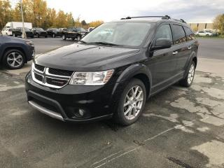 Used 2014 Dodge Journey Traction integrale 4 portes R/T for sale in Sherbrooke, QC