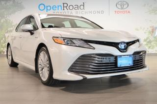 Used 2018 Toyota Camry HYBRID XLE CVT for sale in Richmond, BC