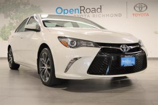Used 2015 Toyota Camry 4-Door Sedan XSE 6A for sale in Richmond, BC