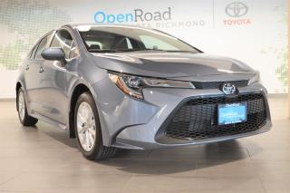 Used 2020 Toyota Corolla 4-door Sedan LE CVT for sale in Richmond, BC