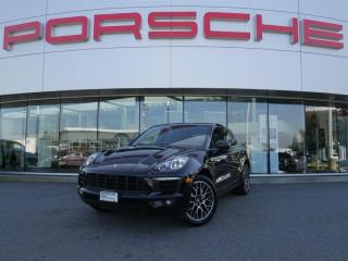 Used 2017 Porsche Macan S for sale in Langley City, BC