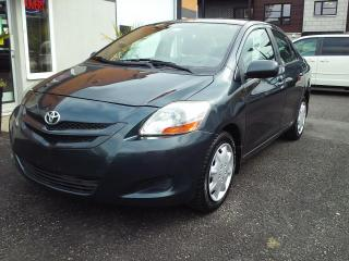 Used 2007 Toyota Yaris Berline automatique air climatisée gr él for sale in St-Charles-Borromée, QC