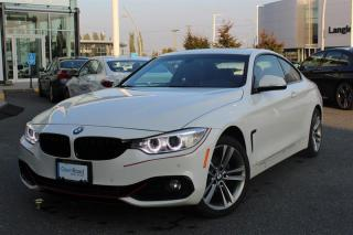 Used 2014 BMW 428i xDrive Coupe for sale in Langley, BC