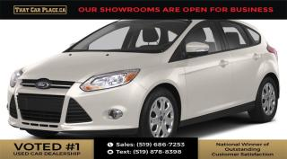 Used 2013 Ford Focus Titanium for sale in London, ON