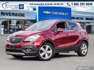 Used 2015 Buick Encore Convenience for sale in Brockville, ON