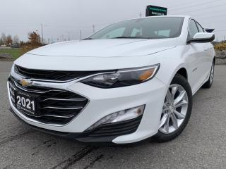 New 2021 Chevrolet Malibu LT Sedan for sale in Carleton Place, ON