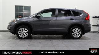 Used 2016 Honda CR-V EX + GARANTIE 6/100 + AWD + BLUETOOTH ! for sale in Trois-Rivières, QC
