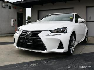 Used 2017 Lexus IS 300 for sale in Richmond, BC