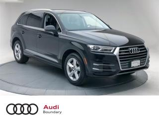 Used 2018 Audi Q7 2.0T Komfort quattro 8sp Tiptronic for sale in Burnaby, BC