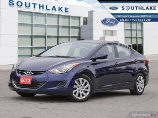 Used 2013 Hyundai Elantra for sale in Newmarket, ON