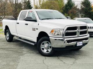 Used 2018 RAM 2500 SXT CREW CAISSE 8'   ''5.7L'' for sale in St-Malachie, QC