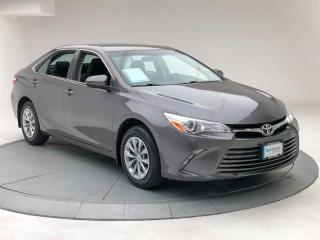 Used 2017 Toyota Camry 4-Door Sedan LE 6A for sale in Vancouver, BC