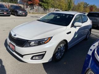Used 2015 Kia Optima EX for sale in Hamilton, ON