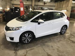 Used 2017 Honda Fit EX à hayon 5 portes CVT for sale in Gatineau, QC