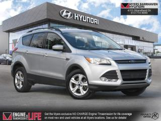 Used 2016 Ford Escape SE  - Bluetooth -  SiriusXM -  Heated Seats - $127 B/W for sale in Nepean, ON