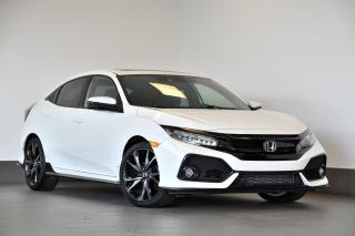 Used 2017 Honda Civic Sport Touring for sale in Ste-Julie, QC