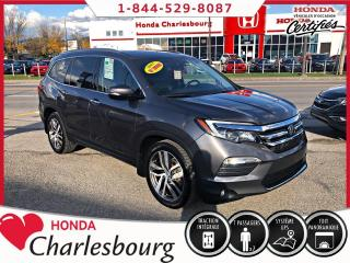 Used 2016 Honda Pilot TOURING AWD**AUCUN ACCIDENT** for sale in Charlesbourg, QC