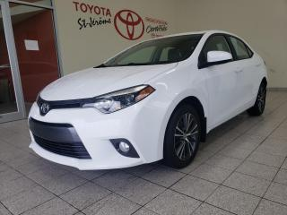 Used 2016 Toyota Corolla * LE * TOIT OUVRANT * MAGS * CAMERA DE RECUL * for sale in Mirabel, QC