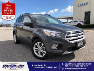 Used 2018 Ford Escape SE|HTD seats|Bluetooth|SiriusXM|Reverse cam| for sale in Leamington, ON