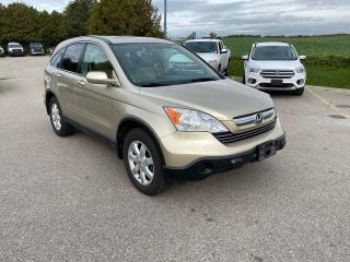 Used 2008 Honda CR-V EX-L EXTRA SET OF WINTER TIRES WITH ALLOYS for sale in Waterloo, ON