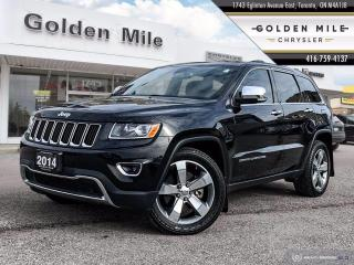 Used 2014 Jeep Grand Cherokee Limited No Accidents, Rare V8, Very Low Kms!!! for sale in North York, ON