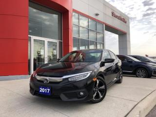 Used 2017 Honda Civic Touring for sale in Whitchurch-Stouffville, ON